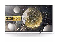 "Sony Bravia KD49XD7005BU Smart 4K Ultra HD HDR 49"" LED TV RRP £659"