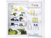 zanussi new buit in fridge ZBA15021SA FULL WARRANTY £250 CHEAPER THAN CURRYS