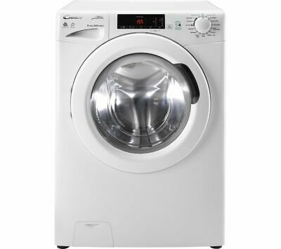 CANDY GCSW 485T NFC 8 kg Washer Dryer - White - Currys