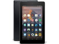 "New Amazon Fire 7 Tablet with Alexa, Quad-core, Fire OS 7"", Wi-Fi, 8GB (Glasgow & Paisley)"