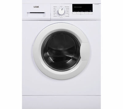 LOGIK L612WM16 Washing Machine - White - Currys