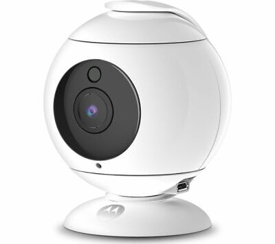 Motorola Focus 89 Full HD 1080p Smart Wireless Indoor Wi-Fi Camera - Multi Packs