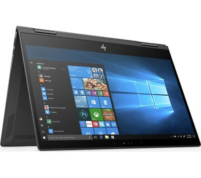"HP ENVY x360 13.3"" AMD Ryzen 5 2 in 1 - 128 GB SSD, Grey - Currys"