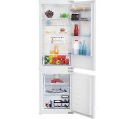 tall Beko FF with door alarm and wine rack