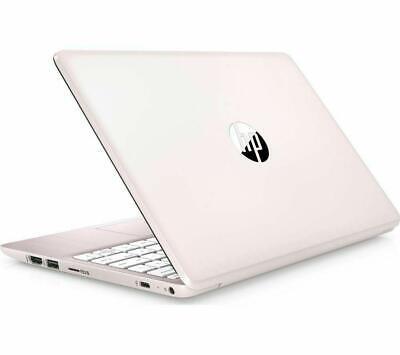 "HP Stream 11-AK0500SA 11.6"" Laptop PC 2GB Ram 32GB eMMc HDD Bluetooth Windows 10"