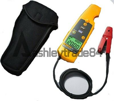 Fluke 771 Milliamp Process Clamp Meter Dmm Test Ac Ma Tester