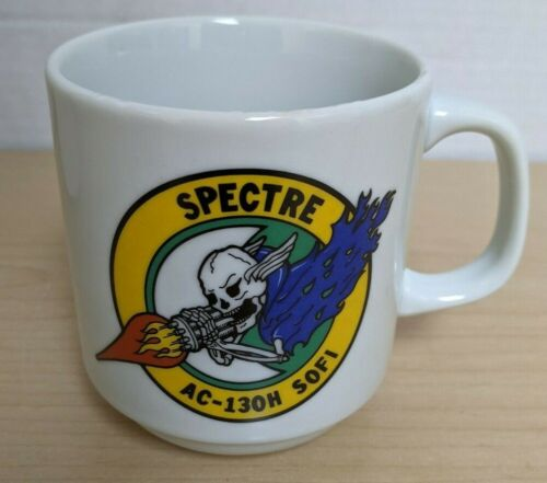 USAF Lockheed Spectre AC-130H SOFI Coffee Cup Mug_Lockheed_U.S. Air Force