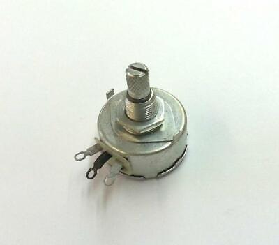 75 Ohm 5 Watt Wire Wound Short Shaft Potentiometer - Centralab Wn750