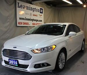 2014 Ford Fusion Energi This is a MUST SEE very well maintained.