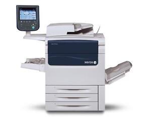 Xerox Color C75 Press Printer Production Print Shop Copier Machine 75 PPM Print Copy Machine Scan 200 IPM - BUY or LEASE