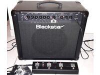 Blackstar iD 30 TVP Electric Guitar Amplifier & FS-10 Foot Controller