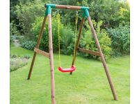 Little Tikes Milano Swing - Wooden - Brand New - Age 3 to 5 Years+