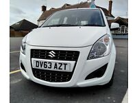 Suzuki Splash low milage £4,000 ono