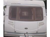 2005 Sterling Elite Wayfarer - Must See Caravan !! £7495