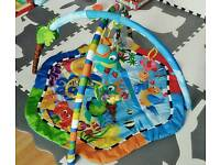 Baby Play Gym inc. All Toys & Clips