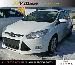 2012 Ford Focus SE Front Fog Lights, Digital Audio Input, Hea...