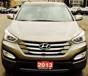 2013 Hyundai Santa Fe 2.0T AWD SE Spacious Interior Kitchener / Waterloo Kitchener Area image 5