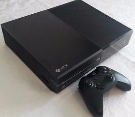 Xbox One Console (500GB) Boxed