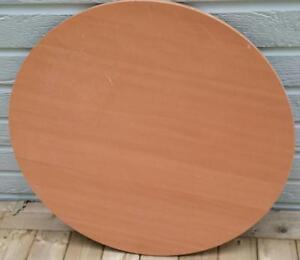 """table ronde 36"""" round table West Island Greater Montréal image 2"""