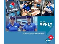 Domino's Pizza Area Manager