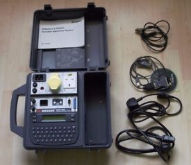 AVO Megger PAT4DVF/3 PAT Tester ***Spares or Repair*** All Offers Considered
