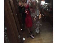 Halloween outfit fancy dress Nurse for women