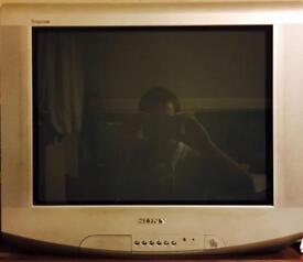 """Sony trinitron crt tv/television 22"""""""