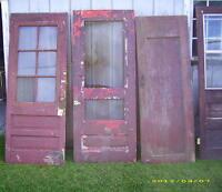Vintage Architectural Salvage Doors