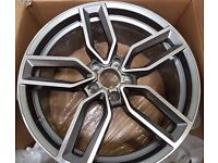 """Audi RS3 Style Wheels 18"""""""