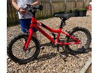 "16"" Ridgeback MX16 kids bike"
