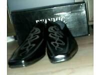 Mens designer look shoes
