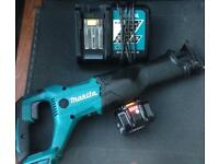Makita DJR186 Reciprocating Saw