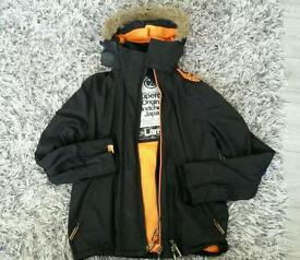 Superdry windcheater coat