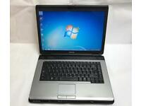 Toshiba Laptop, 160GB, 2GB Ram, Windows 7,Microsoft office, Good Condition, Antivirus, Ready to use