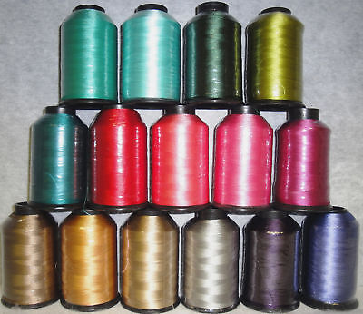 Robison Anton Embroidery Thread - #122 Robison Anton Super Strength Rayon Embroidery Thread 5500 yds