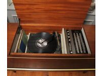 Vintage FIDELITY radiogram record player