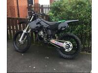 Mint kx 125 swap can add cash