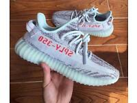 **YEEZY 350 v2 BLUE TINT UK 8** - **OPEN TO OFFERS**