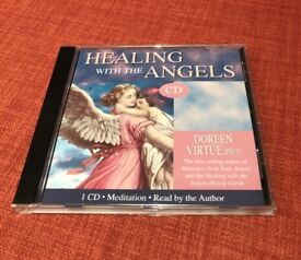 CD Healing with the Angels by Doreen Virtue