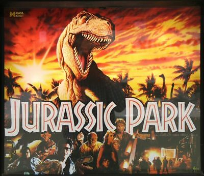 JURASSIC PARK Complete LED Lighting Kit SUPER BRIGHT PINBALL LED KIT