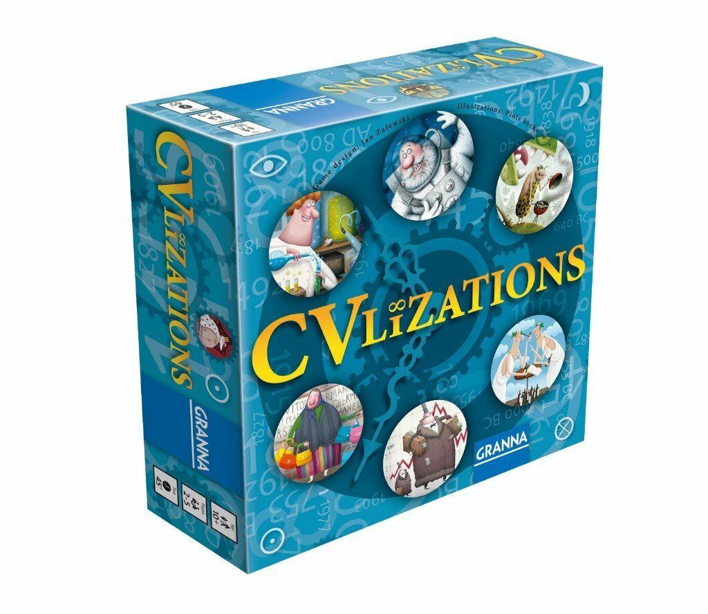 CVliztions Board Game