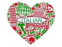 ITALIAN LESSON
