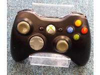 Microsoft Xbox360 Wireless Controller - Black
