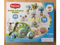 Tiny Love Soothe n' Groove Cot Mobile