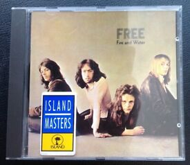 Fire & Water - Free. CD, Secondhand - Condition: Very Good