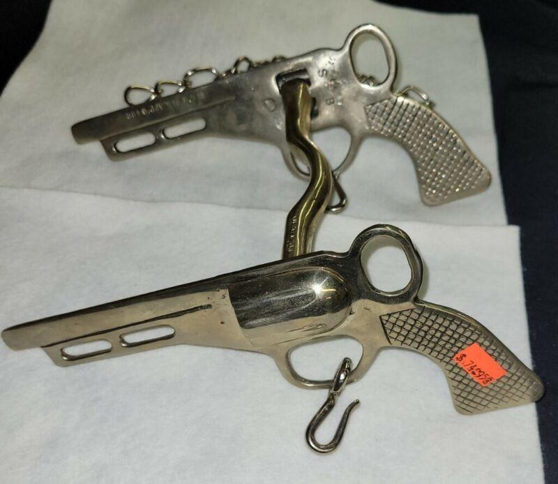 Horse Bit Solid Brass Guns..