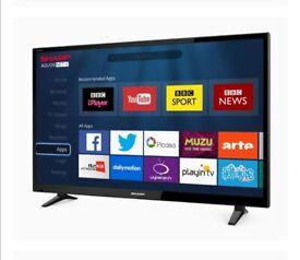 "Sony Aquos Smart LED TV 48"""