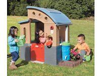 Little Tikes Go Green Playhouse - RRP £259.99