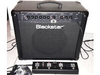 Blackstar ID30:TVP Guitar Amplifier & FS-10 Footswitch