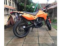 Pioneer Adrenaline 125cc
